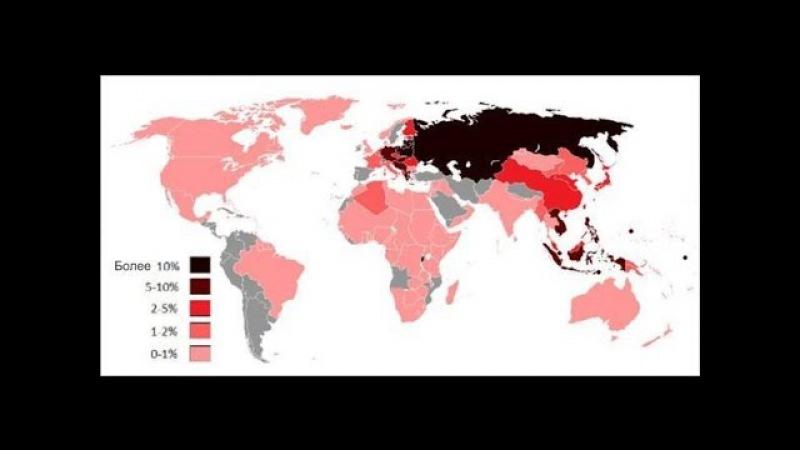 Опрос рядовых американцев: кто победил во Второй Мировой?! США ИЛИ СССР?