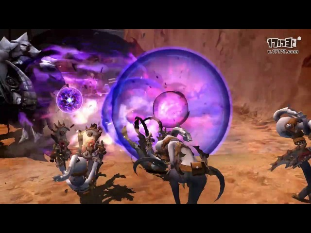 Dragon Nest CN: Skill Awakening Trailer - Warrior, Sorceress, Archer
