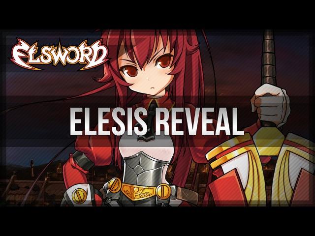 Elsword Official - Elesis Reveal Trailer