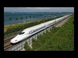 Самый быстрый поезд в мире, рекорд - 603 км/ч.
