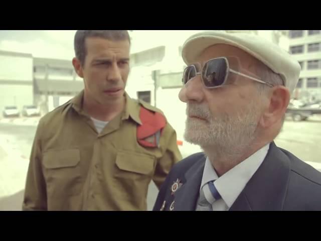 9 мая социальная реклама в Израиле Спасибо