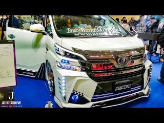 (HD)STYLE WAGON TOYOTA 30 VELLFIRE custom スタイルワゴン30系ヴェルファイアカスタム - 東京オートサロ