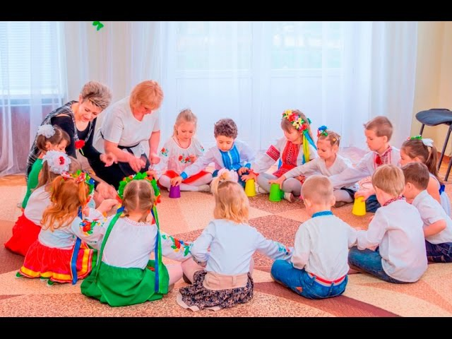 Оркестр музичних стаканчиків-Музичний годинник - орф-педагогіка