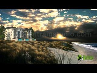 Home Exterior Interior Architectural Walkthrough Presentation | Interactive Virtual Tours