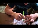 Изготовление удилища для ловли рипуса кивок-хлопушка