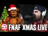 Merry FNAF Christmas Song LIVE by JT Machinima