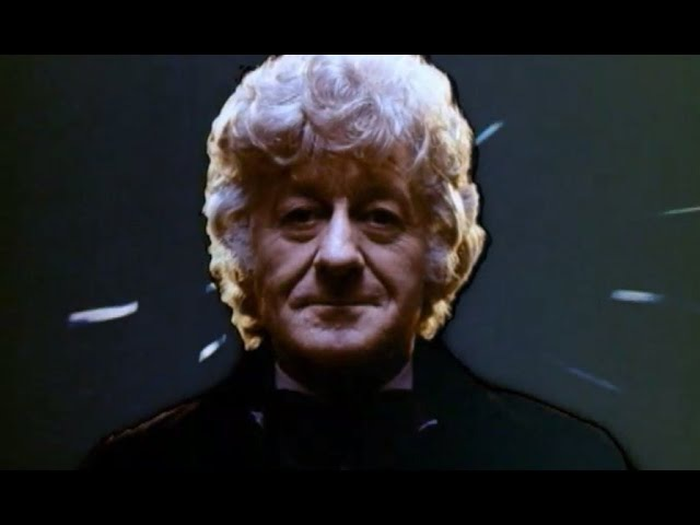 Third Doctor Titles Version 2 | Doctor Who | BBC