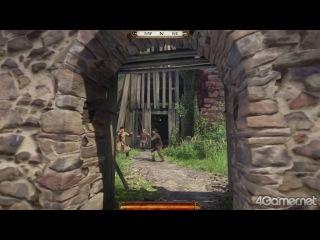 「Kingdom Come: Deliverance」gamescom 2016プレイムービー