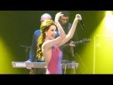 Nancy Ajram Dancing Paris Concert