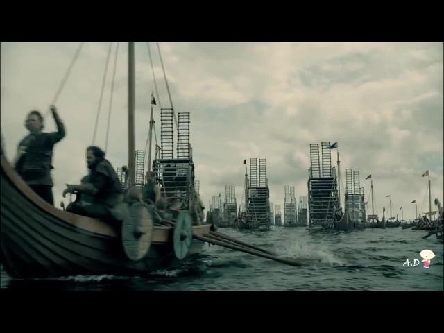 Vikings    Battle for Paris/Викинги: битва за париж