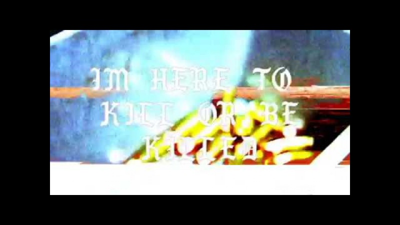 Cursed - Im Here To Kill or Be Killed (Prod. Apoc-Krysis) Official Video * SIXSET *