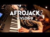 SNEAK PREVIEW NEW AFROJACK MUSIC | AFROVLOG 8