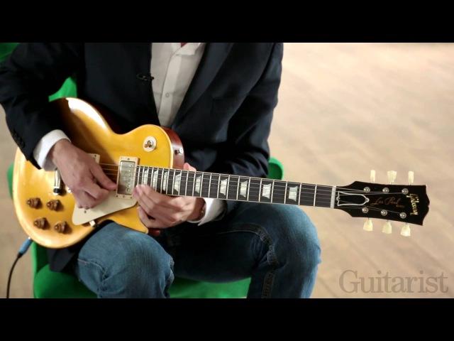 Joe Bonamassa electric blues licks guitar lesson