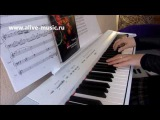 Toccata - Paul Mauriat - G.Rolland - piano+synthesizer