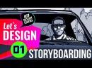 Design Cinema - Storyboarding - Part 01