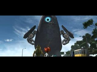 Монстры против пришельцев - Trailer