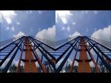 Cedar Point Best RollerCoaster 3d sbs cardboard oculus rift Gear vr Virtual Reality