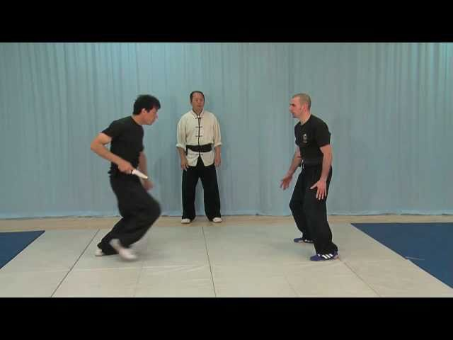 Knife Defense - Traditional Techniques (YMAA Dagger) Dr. Yang, Jwing-Ming