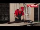 Установка вертикальных аксессуаров VINYLON Сайдинг монтаж своими руками