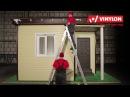 Установка водосточной системы VINYLON на дом, отделанный сайдингом - Водосток монта...