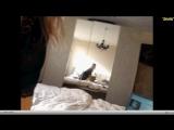 SEXY BLONDI !!! BIG ASS !!! Сексуальная Блондинка с Большой попой !!! Part One