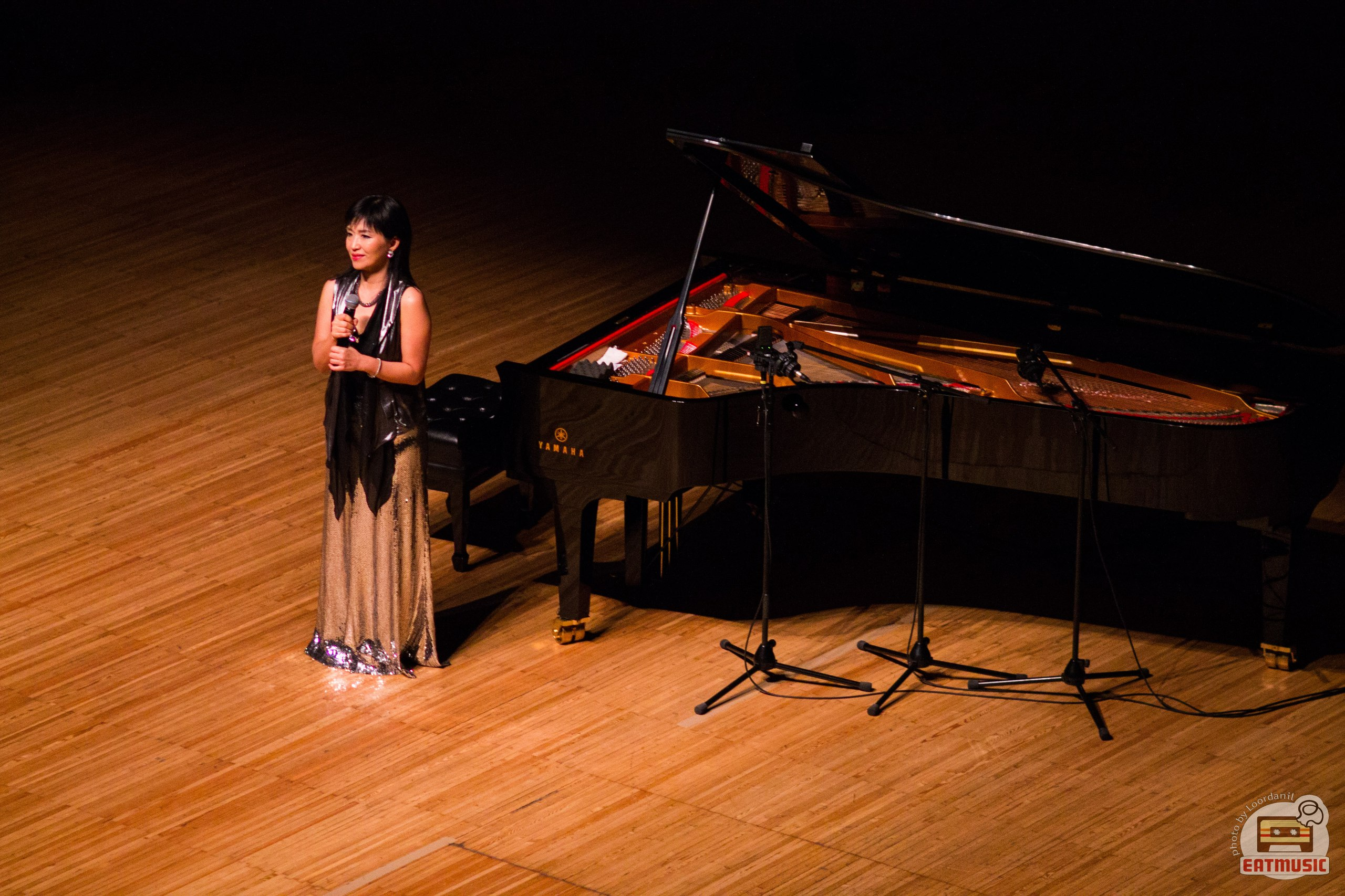 концерт Кейко Мацуи в Москве