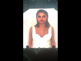 Video of Selena presenting 'It Ain't Me' at #Ultra2017