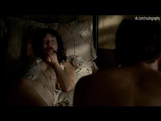 Молли Паркер (Molly Parker) голая в сериале
