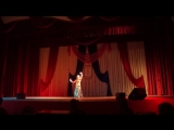 Соло Лирика+ Барабаны Сергеева Марина Лаголовский фестиваль Восточного танца