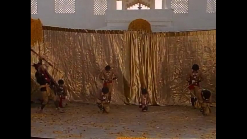 Джаг Мандир Эксцентрический частный театр махараджи из Удайпура Das exzentrische Privattheater des Maharadscha von Udaipur 1991
