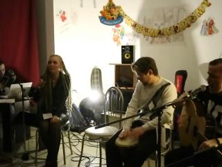 Berloga, концерт Группа крови: КИНО, Вера-надежда-любовь