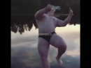 Красивый прыжок в воду