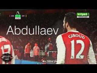 Удар Скорпиона в исполнении Жиру | Abdullaev | vk.com/nice_football