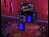 Kristina Si поёт в The Sims 4 дополнение жизнь в городе