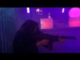 Лазертаг Laser Wars в ночном клубе (День рождения в стиле Звездные войны)