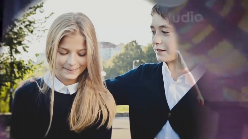 Алина Шаповал и Тимур Москальчук
