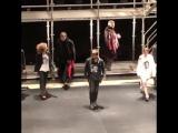 Гамлет на сцене Мастерской Петра Фоменко. Поклоны. 5.04.17