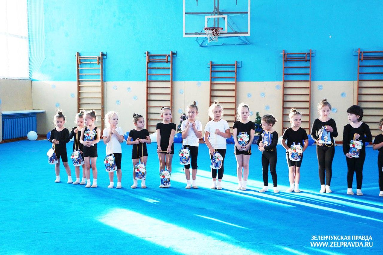 Гимнастки из Зеленчукского района будут представлять команду Карачаево-Черкесии на Первенстве СКФО