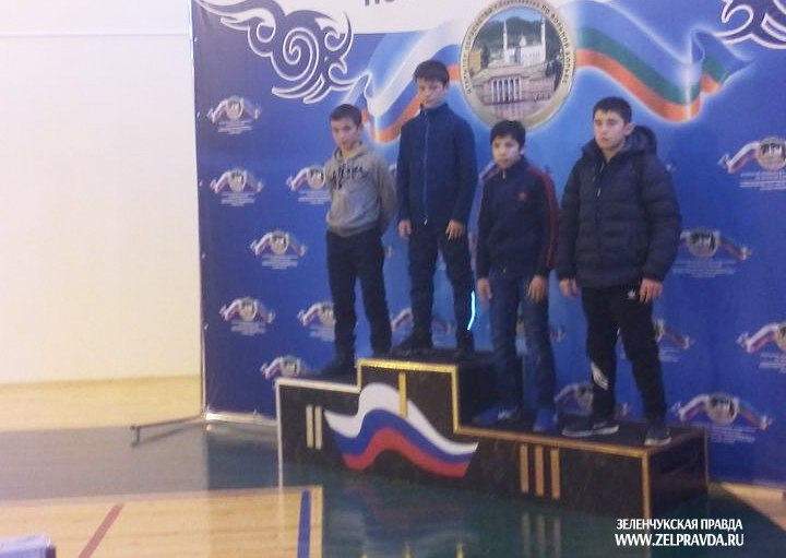 Вольники из Сторожевой призеры первенства Карачаевска