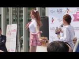 160610 IOI 전소미 팬싸인회 알레스카 연어 얌얌송 댄스 직캠 Ohbest TV