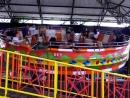 Thailand Аттракцион Tagadadisco в Siam Park city