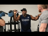 Dexter Jackson @ Moody Air Force Base &amp IceHouse Gym