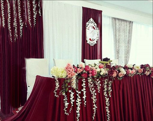 . Декор на весілля Charming