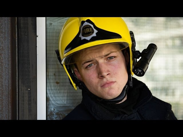 The Smoke - Taron Egerton Chats Asbo