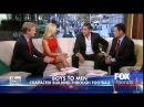Jim Caviezel on FOX Friends