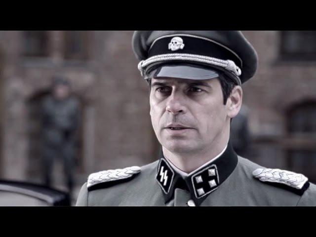 Сокровища рейха - Немец (1 -2 -3 -4 серия) 2011