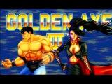 Streets of Rage Remake v5.1 (PC) - Golden Axe Trilogy mod - Walkthrough - Route 3