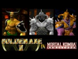 Mortal Kombat Armageddon (K.A.F) - Golden Axe 2 Bosses - Gameplay