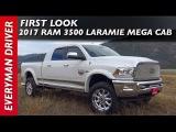 2017 Ram 3500 Laramie Mega Cab 4x4 on Everyman Driver