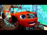 ✓НОВИНКА!!! Вспыш и чудо машинки- Хлопоты с автомойкой ✤✓!!! Все серии подряд на русском